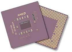 2次キャッシュをオン チップ化した新しいAMD Athlon