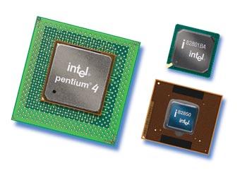 Pentium 4と対応チップセットのIntel 850