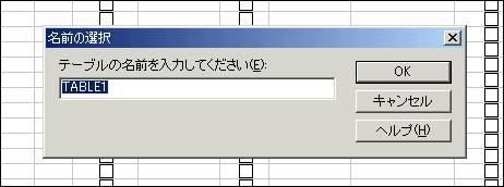 <strong>画面7 SQL Server Enterprise Managerで新規にテーブルを作成する場合には、最初にテーブル名を入力する(画面をクリックすると全体を表示します)</strong>