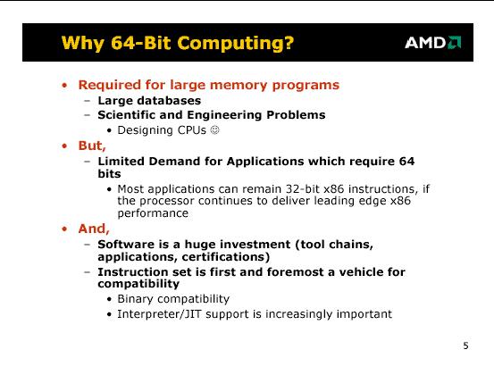 64bitの必要性