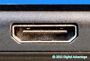 HDMI Mini Type Cコネクタ