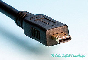 HDMI Micro Type Dコネクタ