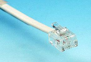 ISDN U点端子