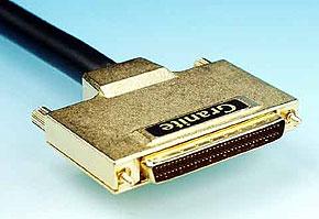 SCSI標準ハーフピッチコネクタ(Wide)