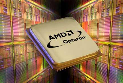 AMD初の64bitプロセッサ「AMD Opteron」