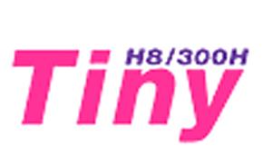 H8/300H Tinyのロゴ
