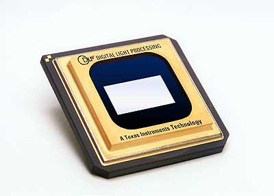 Texas InstrumentsのDMD