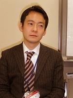 写真3 バッファロー・ブロードバンドソリューションズ事業部マーケティンググループ・富山強氏