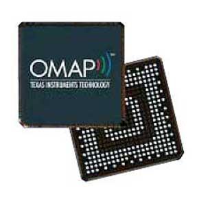 Texas Instruments製のアプリケーション・プロセッサ「OMAP」