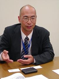 OTSL 代表取締役社長 波多野祥二氏