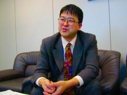 三菱マテリアル・ソリューションビジネス部グループソフトウェアVPNビジネスユニットユニットマネージャー・牧隆氏