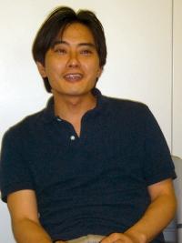 写真1:シーエーシー・KIZASI事業室副室長テクノロジー統括・稲垣陽一氏