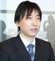 アクセンチュア シニア・マネジャー 藤山俊宏氏