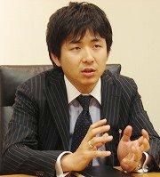 アビームコンサルティング 金融統括事業部 マネージャー 谷口尚氏
