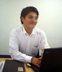 株式会社はてな 取締役経営企画担当 輿水宏哲氏(id:kossy)