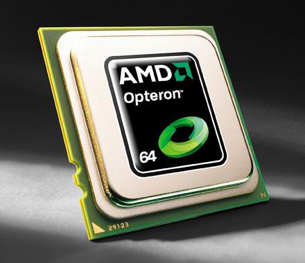 AMDのサーバ向け64bitプロセッサ「AMD Opteron」