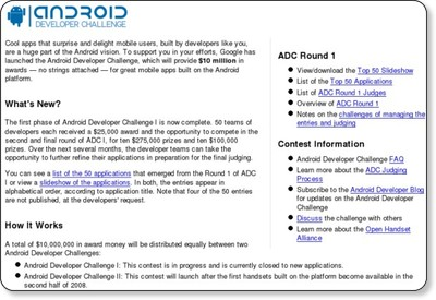 Android Developer Challenge - Android