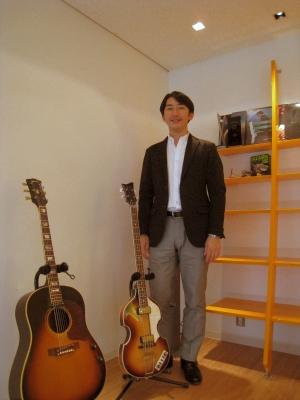 写真1 レーベルモバイル代表執行役副社長・服部達也氏