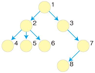 図5 順序木