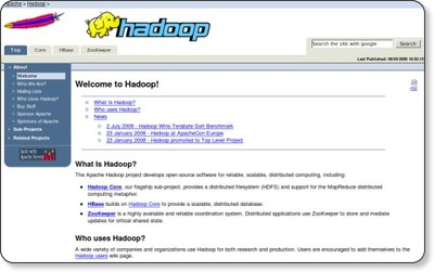 Welcome to Hadoop!