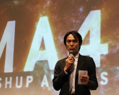 Mashup Awardsではおなじみサン・マイクロシステムズの藤井彰人氏