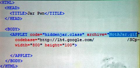 写真3 GIF形式がアップロードできるサービスならば、JARとして動作させられる可能性が高いという
