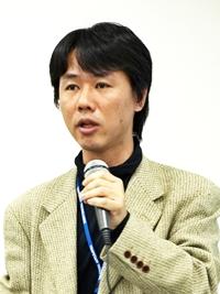 谷藤賢一氏