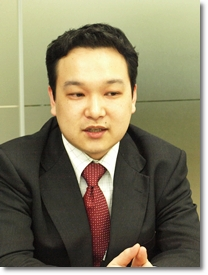 小林弘宜氏「研修でグループ分けをした場合、すぐに打ち解けて、うまくコミュニケーションが取れています」