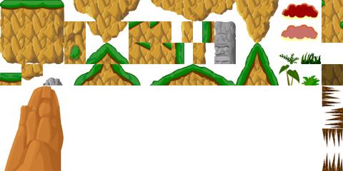 図4 タイルで画面を管理する(複数の領域に分割し、その単位で描画を行う手法)