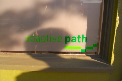 adaptive pathは社員30名ほどの小さな会社だった