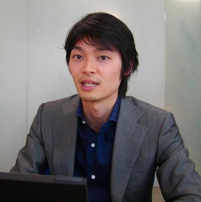Google エンタープライズセールスの横山直人氏
