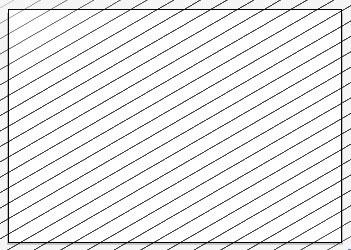 30度の線が引けたら複製していく