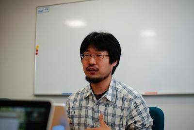 グーグル ソフトウェアエンジニアの鵜飼 文敏さん