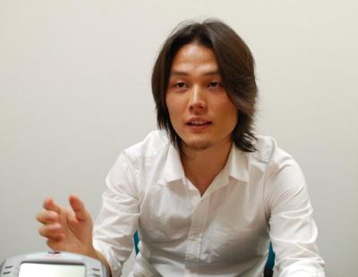 NTTレゾナントのgooの担当で、Google API Expertの北村 英志さん