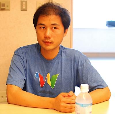 Google Wave 開発チームのDavid Whang氏