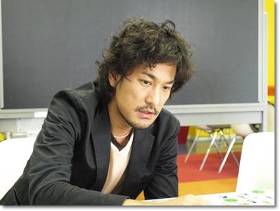 チームラボ 代表取締役社長 猪子寿之氏
