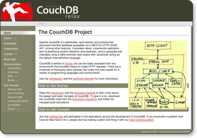 Apache CouchDB: The CouchDB Project via kwout