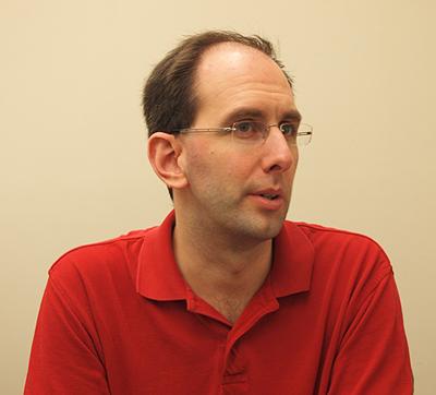 スコット・ガスリー氏。米マイクロソフト社デベロッパー プラットフォーム コーポレート バイスプレジデント。Visual Studioや.NET Frameworkなど開発者向け製品に携わり、近年ではSilverlightの開発を牽引している。