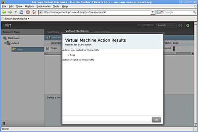画面10 仮想マシンが起動された(クリックすると拡大します)