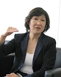 IBM チャイナ・グローバル・デリバリー ジャパン・デリバリー・リーダー 執行役員 佐々木順子氏