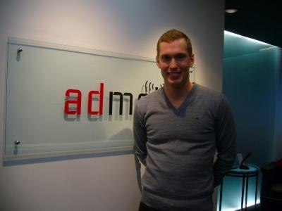 AdMobのジョン・ラーゲリン副社長兼日本法人社長