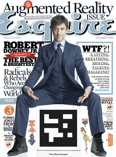 洋雑誌「Esquire」の最新号の表紙