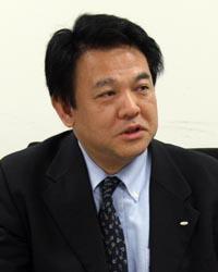 基盤技術本部 技術SE部担当部長 松崎弘人氏