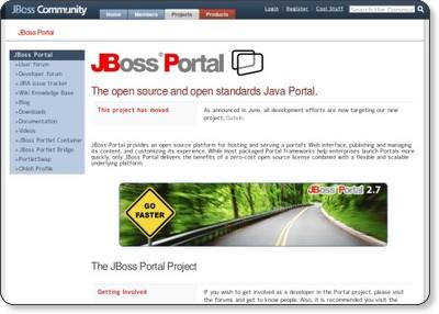 jboss.org: community driven via kwout