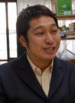 コニットの橋本謙太郎氏