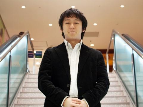 田村健太郎氏