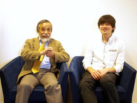 西川氏と竹内氏