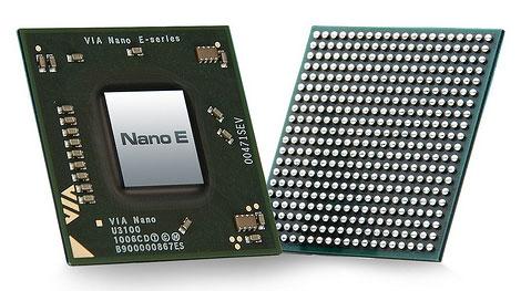 VIA TechnologiesのNano Eシリーズ