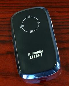 b-mobile Wi-Fi