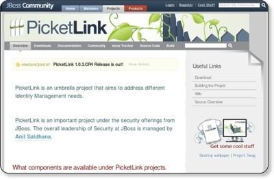 PicketLink - JBoss Community via kwout